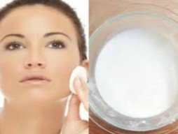 beauty tips with milk