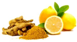 turmeric and lemon for darkspots
